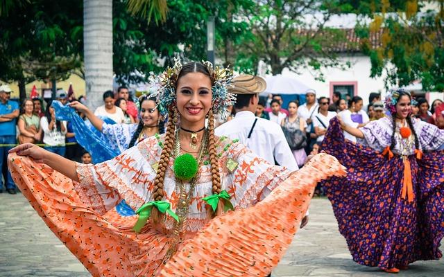 Costa Rica Cultural Dance