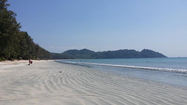 Ko Payam Beach Thailand