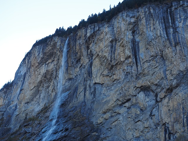 Staubbach Falls Switzerland