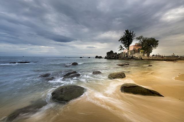 Bai Dai Beach Vietnam