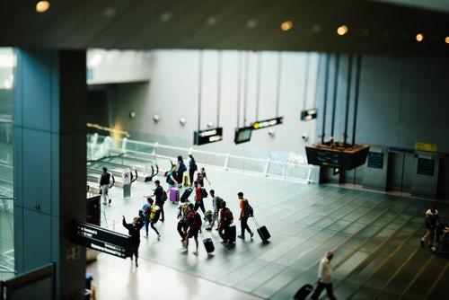 Airport Exit