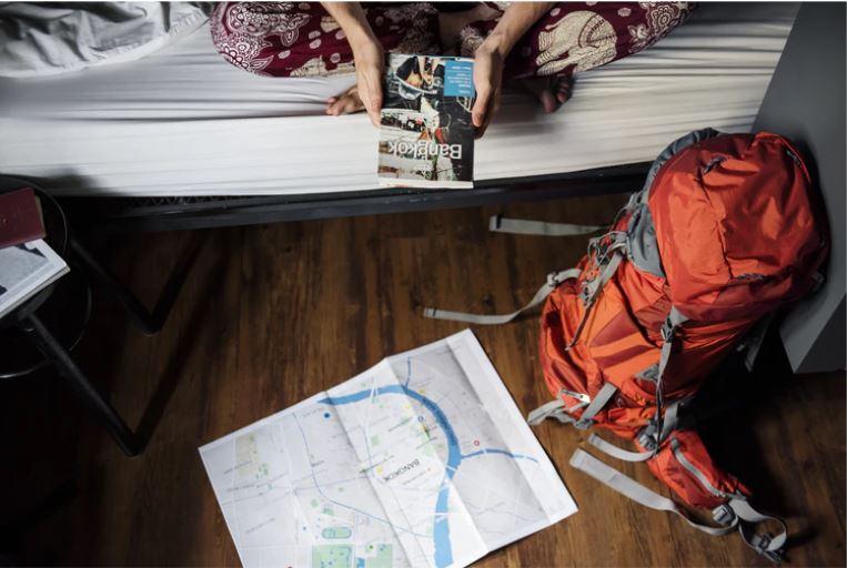 Backpack Travel Planning