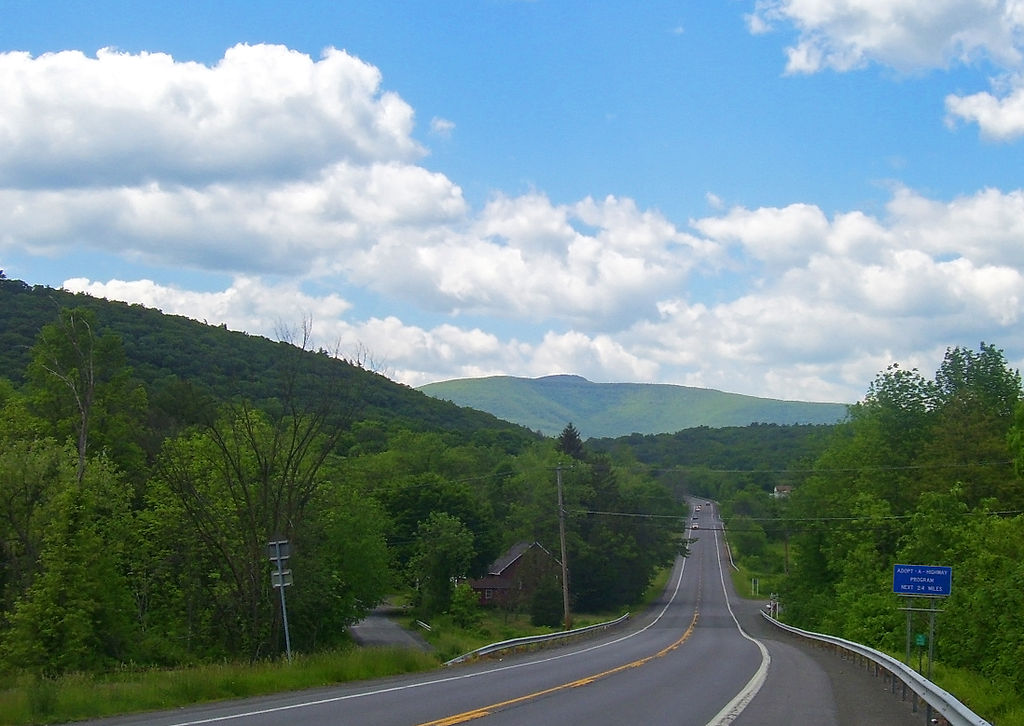 Catskills Mountains NY