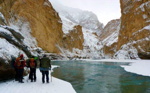 The Great Ice-capade: Chadar Trek in Ladakh India