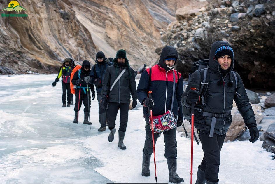 Chadar Ice Trek