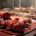 Tandoori Chicken India Style