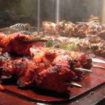 Tandoori Chicken India Style