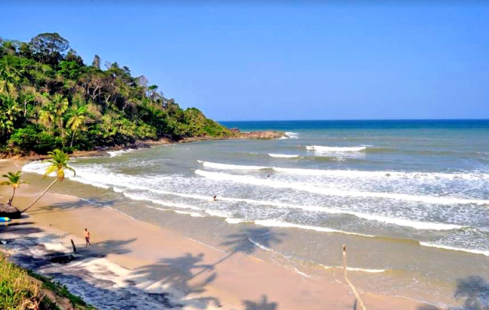 Itacare Beach Belize