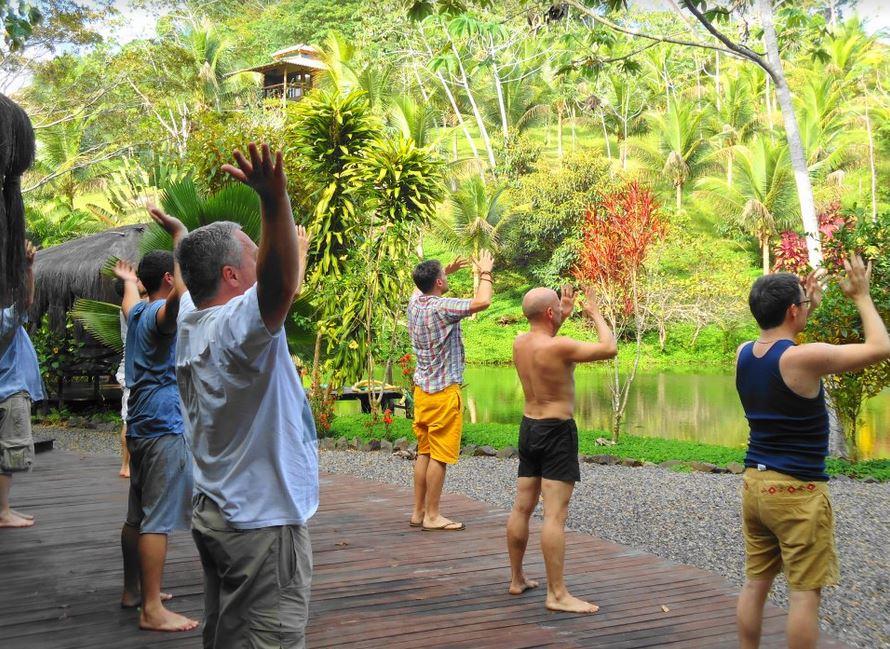 Itacare Resort Yoga