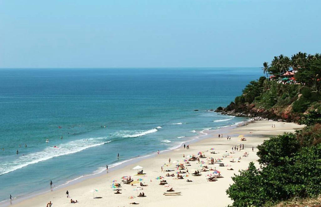 Varkala Beach Karala India