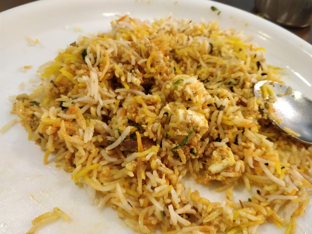 Biryani Rice India