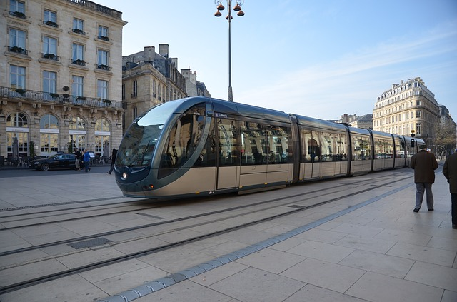 Bordeaux Public Transportation