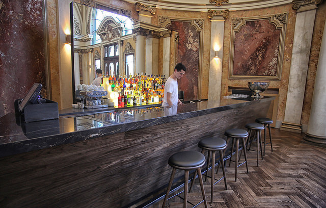 Restaurant Bar Belgrade Serbia