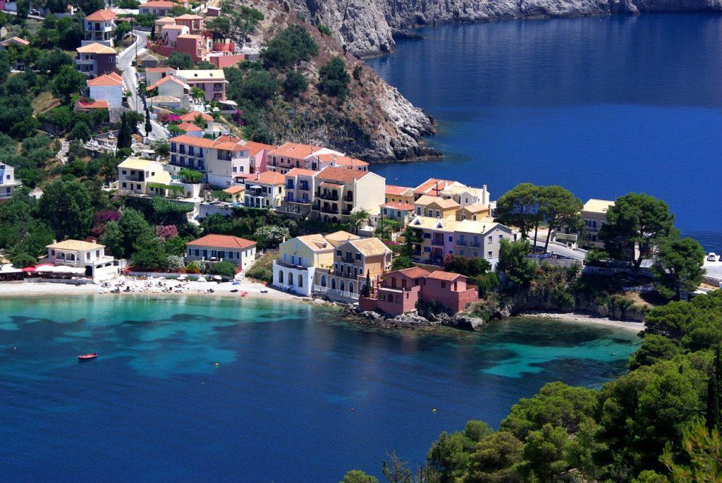 Assos Village Kefalonia Greece