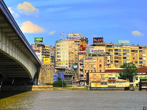 Belgrade Serbia City View