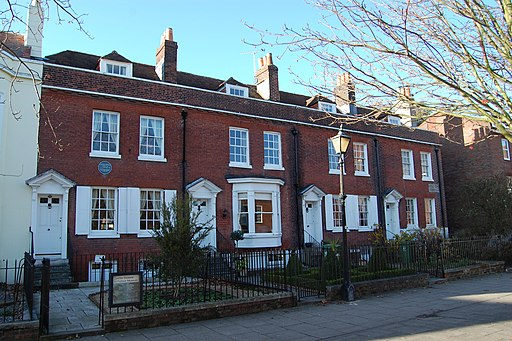 Charles Dickens Home Portsmouth England