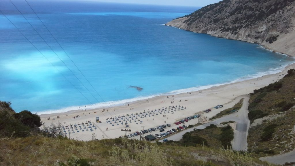 Costa Costa Beach Kefalonia Greece