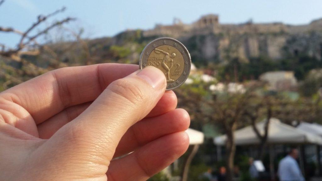 Greece Money Travel Tips