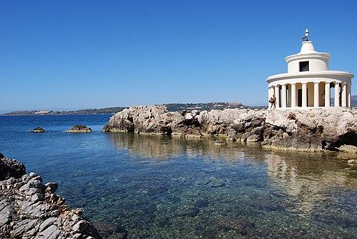 Lassi Light House Kefalonia Greece