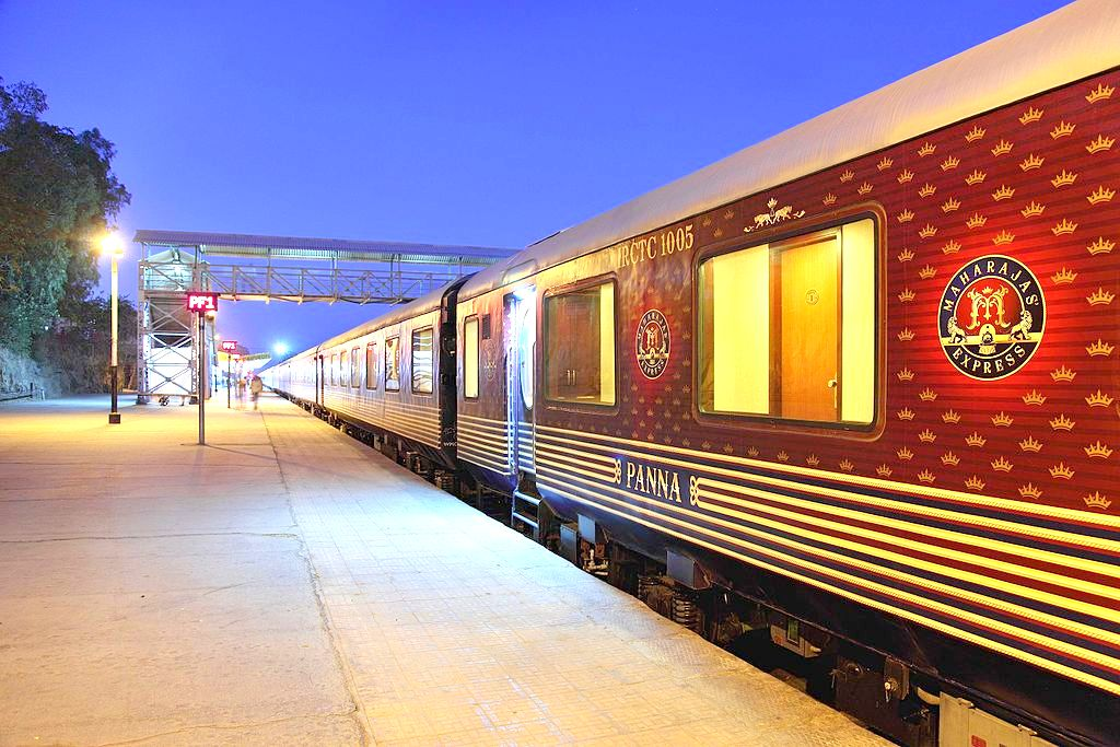 Maharaja's Express Luxury Train India