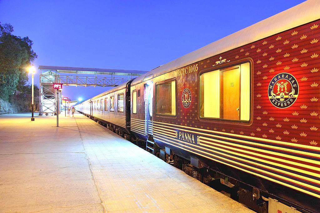 Maharaja's Express Luxury Train India