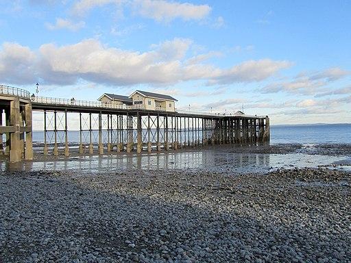 Penarth Pier Wales