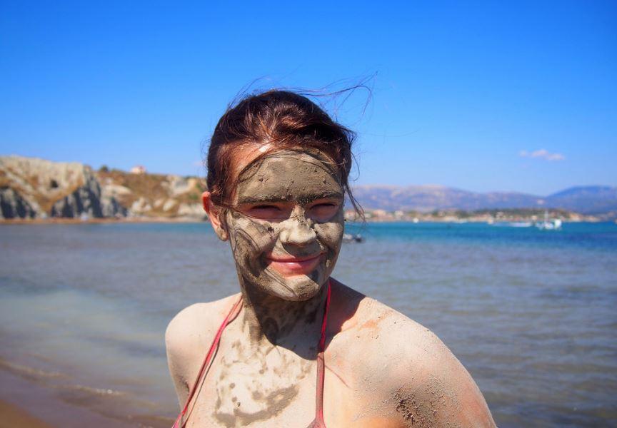 Xi Beach Clay Kefalonia Greece