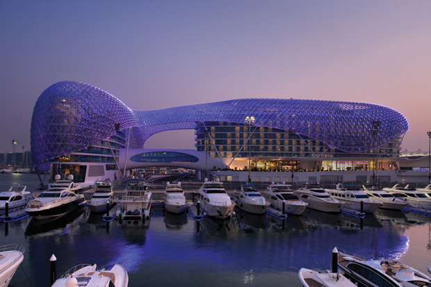 Vicery Marina Yas Island Abu Dhabi