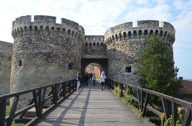 Belgrade Kalemegdan Citadel