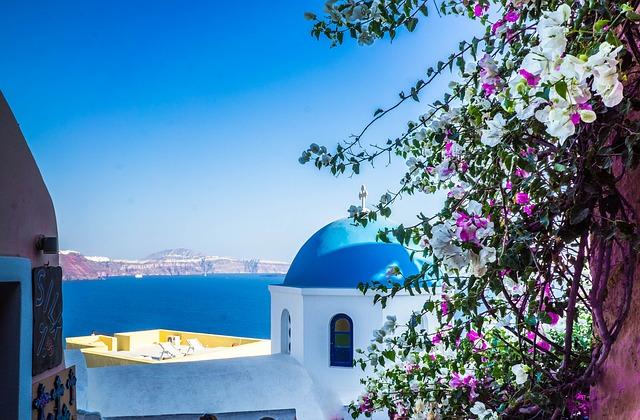 Greece Travel Tips Santorini