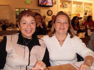 Linda and Susan at WickedGoodTravelTips