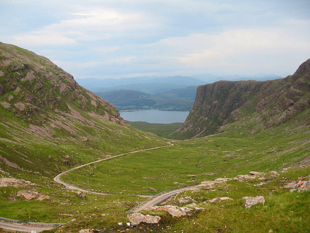 Scotland Campervan Road Trips