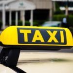 Taxi Big City Transportation Tips
