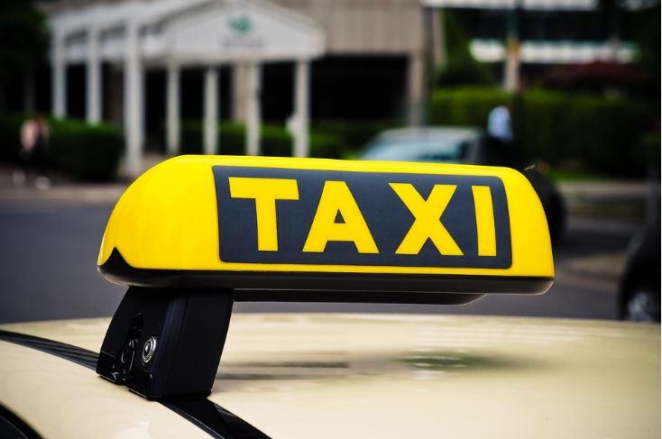 Taxi Big City Transportation Tips