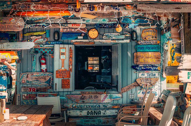 Bahamas Beach Bars