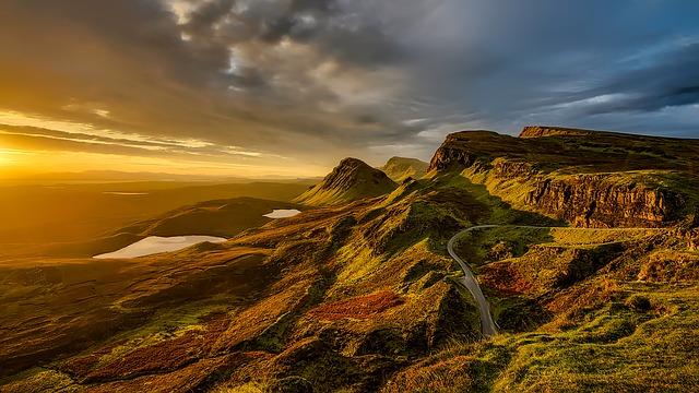 Scotland Road Trips
