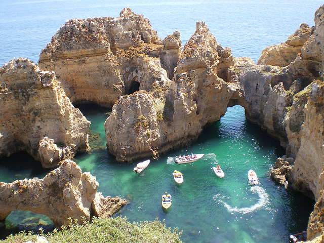 Top 7 Romantic Destination in the Algarve - Wicked Good ...