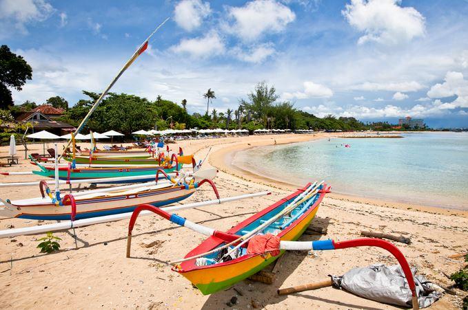 Sanur Beach Bali