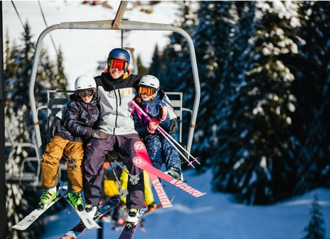 Seattle Family Ski Resorts