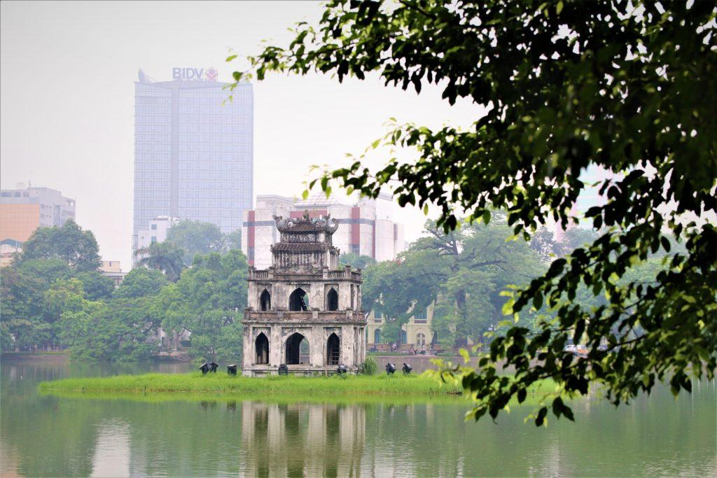 Hanoi Loan Kiem Lake