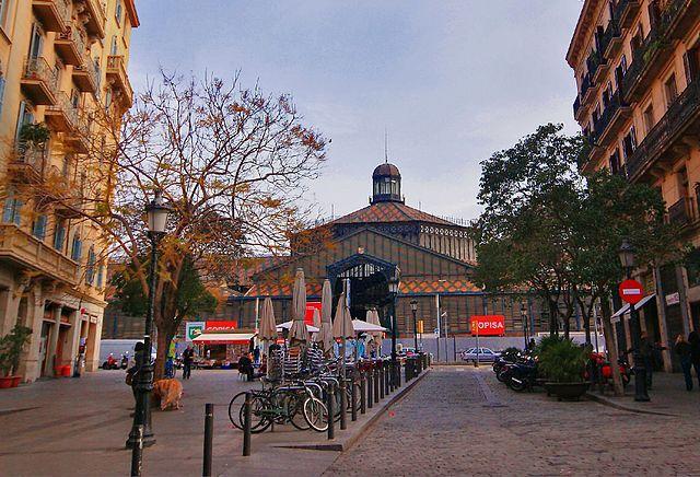 Barcelona El Born Market