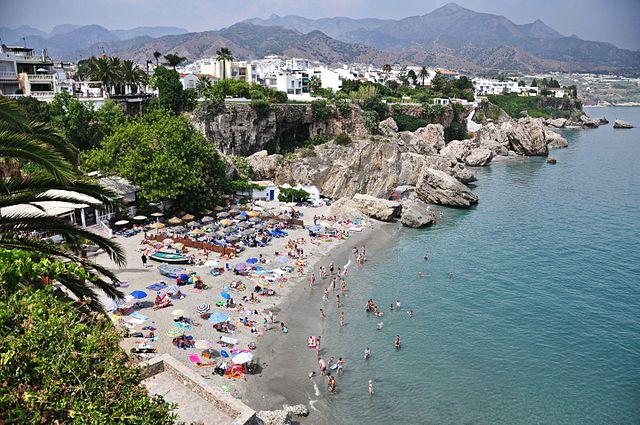 Nerja, Costa del Sol Spain