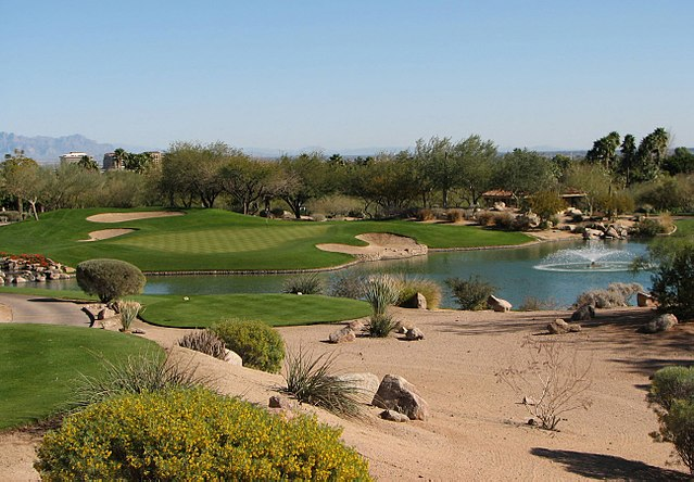 Pheonician Canyon Golf Course Scottsdale