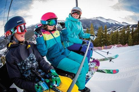 Winter Park Co Ski Lift