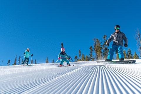 Winter Park Beginner Trails