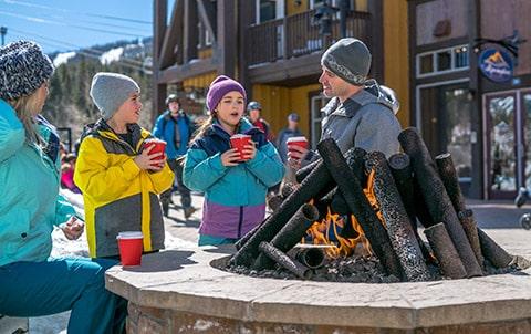 Winter Park Family Friendly Ski Resort