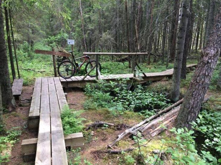 Estonia Bike Path