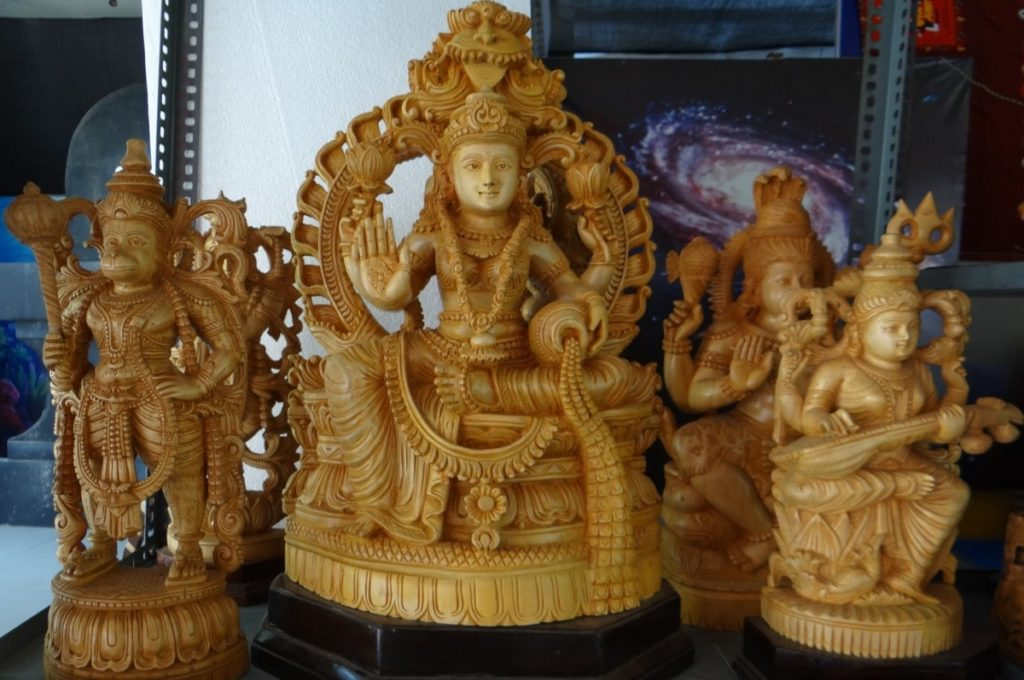 India Carvings