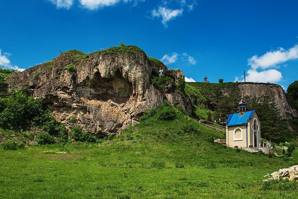 Ukraine Caves
