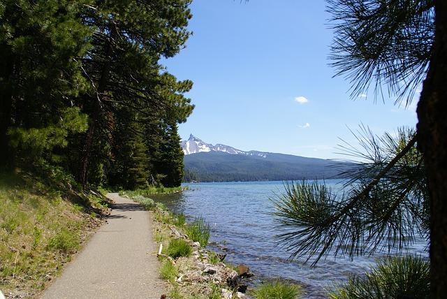 Oregon Biking Trails